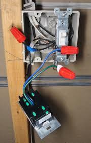 how to install an occupancy sensor light switch part 2 leviton osd10 occupancy sensor wall box wiring