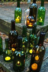 19 sustainable diy wine bottle outdoor