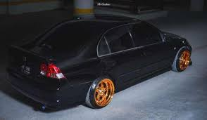 The honda civic has been an american favorite for more than 20 years. This Neat Looking Honda Civic Es From Pakistan Is Black Gold
