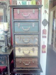 Suitcase With Drawers My Favorite Find Of The Week Vintage Suitcase Chest Of Drawers By