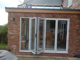 House Extension In Northampton With Folding Patio Doors ...