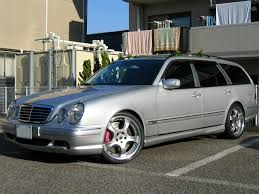 Pic Request: E320 Wagon w/ Rims - Page 2 - MBWorld.org Forums