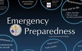 Emergency Preparedness Merit Badge Chart E Prep Merit Badge By Stephanie Dangelo On Prezi