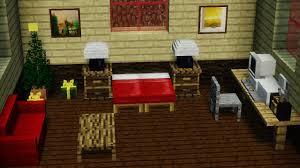 Minecraft Living Room Minecraft Living Room Furniture Mod House Decor