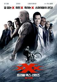 xXx Return of Xander Cage 2017 Hindi Full Movie 480p HDRip 300MB.