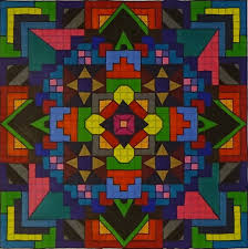 how to design a quilt on graph paper mandala on graph paper zentangles doodles pinterest graph