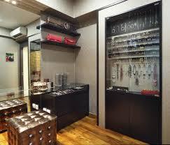 Jewelry Wall Organizer This Item 6x24white 45black Necklace Holder Jewelry Organizer Wall