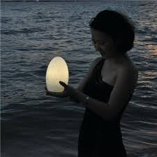 outdoor table lamps battery operated battery operated outdoor table lamps unusual inspiration ideas pearl egg lighting