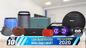 Top 10 loa Bluetooth bán chạy nhất năm 2020 tại Điện máy XANH