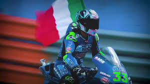 Enea Bastianini is the 2020 Moto2™ World Champion! #BeastMode