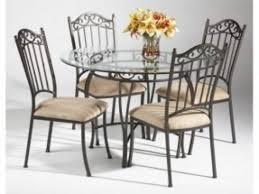 Rod Iron Kitchen Tables Kitchen Wrought Iron Kitchen Table Wrought Iron Dining Room Table
