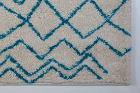 gy moroccan ivory turquoise area rug