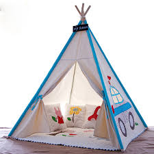 Kids Pop Up Tent Play House Tunnel Indoor Outdoor Portable. View Larger