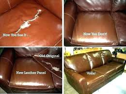 how to repair a leather couch how to fix a leather sofa fix leather couch fix