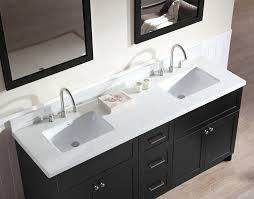 the most ariel hamlet 73 double sink vanity set with white quartz intended for white quartz vanity top plan