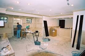 basement remodeling columbus ohio. Basement Finishing In Progress Remodeling Columbus Ohio E