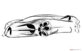 Small Picture Bugatti Chiron Wins Car Design Award AutoConceptioncom