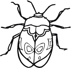 Small Picture Coloring Pages Insects Coloring Coloring Pages