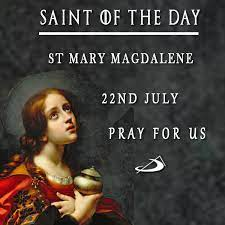 St Pauls, India - July 22 St Mary Magdalene Penitent... | Facebook