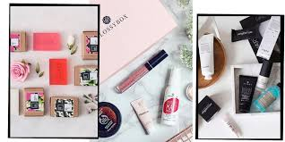 13 of the best beauty subscription bo to sign up to like yesterday