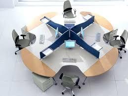 round office desks. Round Office Table Modest Ideas And Chairs Designs Computer Furniture Design Desks