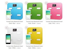 Get a Yunmai Color smart bathroom scale for $53.56 - CNET