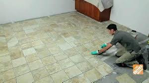 self adhesive floor tiles menards l stick flooring how to install self stick vinyl floor tile