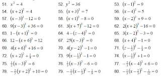 factor a quadratic equation calculator