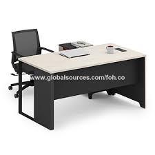 computer desk office works. Metal Frame Office Desk China Computer Works S