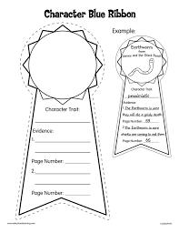 Character Traits Worksheets 3Rd Grade Free Worksheets Library ...