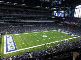 Is A Wheelchair Accessible Seat At Lucas Oil Stadium