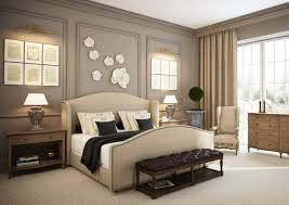 traditional bedroom ideas with color. Soft Grey Wall Colors In Traditional Bedroom Shabby Chic Ideas For Master With Color