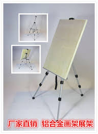 children easel drawing board easel frame aluminum folding easel exhibition frame digital painting stand in easels from office school supplies on