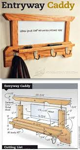 Coat Rack Woodworking Plans Entrance Hanger Woodwork Pinterest Hanger Woodworking And Woods 72