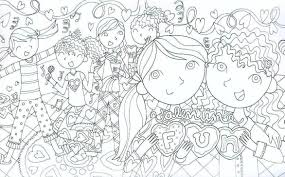 Printable Free Printable American Girl Doll Coloring Pages