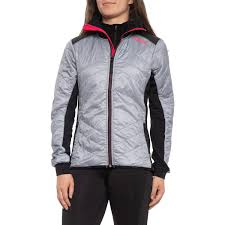 Swix Menali Quilted Cross Country Ski Jacket For Women