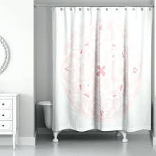 colorful fabric shower curtains c fabric shower curtains from bed bath beyond for salmon colored curtain idea colored fabric shower curtain liners