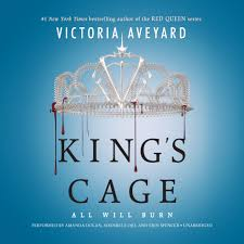 king s cage audiobook by victoria aveyard
