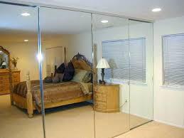 closet door mirror sliding s prime line roller assembly locks doors off track