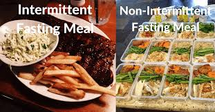 intermittent fasting back pain