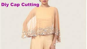 Diy Designer Cape Cutting And Stitching Full Tutorial Diy Cape Cutting Stitching Full Tutorial Easy Method