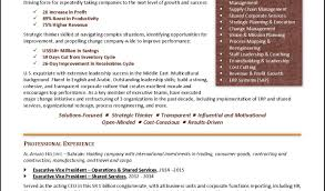 Executive Resume Templates Free Example Resume Templates Resume