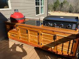Kamado Grill Blackstone Griddle Table Ryobi Nation Projects