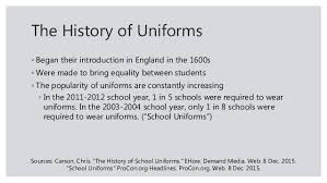 school uniforms are bad essay introductions coursework essay  bad about school uniforms essay ending help yahoo answers