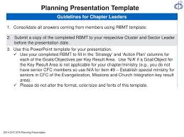 Planning A Presentation Template Ppt Planning Presentation Template Powerpoint Presentation