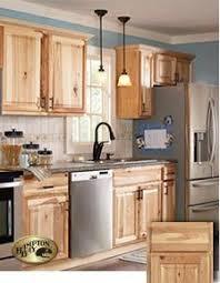 Home Depot Hampton Natural Hickory Cabinets U2026