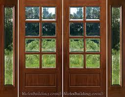 glass double door exterior. Solid French Doors Exterior Modern With Double Home Design 12 Glass Door 5