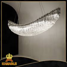 modern custom made project crystal chandelier 139993
