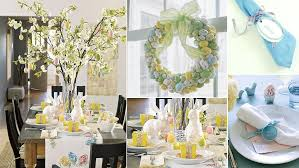 Small Picture 18 Sweet Easter And Spring Decorations Live DIY Ideas