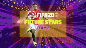 FIFA 20: Future Stars Predictions Team 2 - Cards, release ...